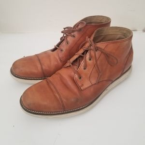 Cole Haan boots leather sz 10M